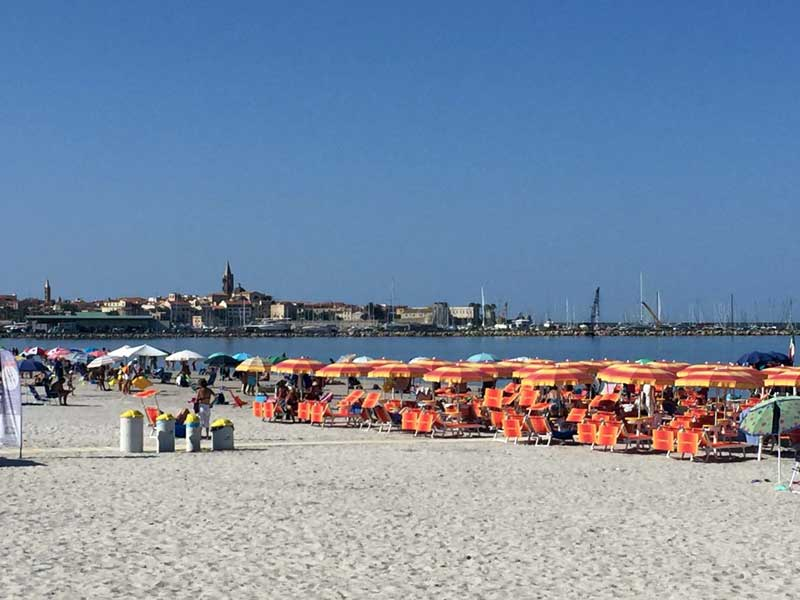 Alghero, San Giovanni Lido - Photo: NetFabric Web Solutions